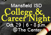MISD College & Career Night graphic